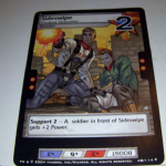 G.I.Joe Trading card Game 2004 48/114 No 48 (uncommon) @sold@
